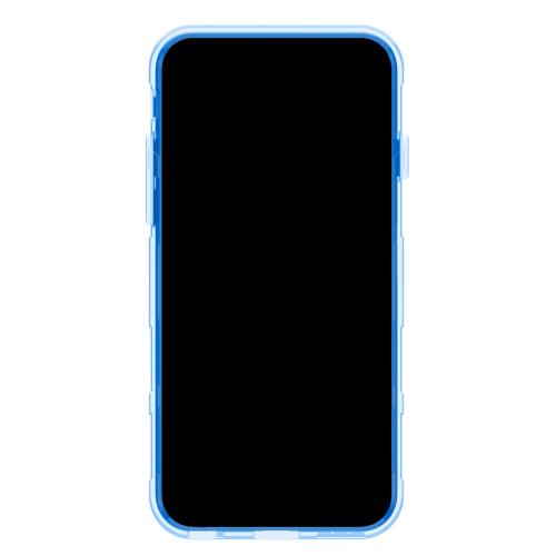 Apple iPhone 6/ 6S Case, Trident [Blue] Perseus Series Slim & Flexible Anti-shock Crystal Silicone Protective TPU Gel Skin Case Cover w/ Screen Protector