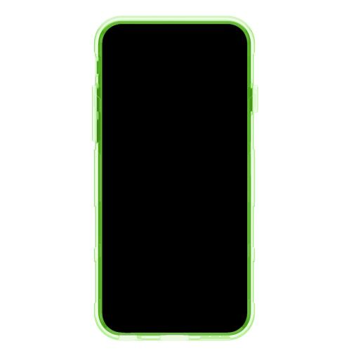 Apple iPhone 6/ 6S Case, Trident [Lime Green] Perseus Series Slim & Flexible Anti-shock Crystal Silicone Protective TPU Gel Skin Case Cover w/ Screen Protector