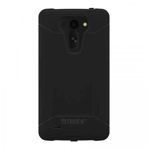 G Vista Dual Layer Case by Trident [Black] Aegis Series Featuring Hardened Polycarbonate Over Silicone Skin Hybrid Case W/ Screen Protector