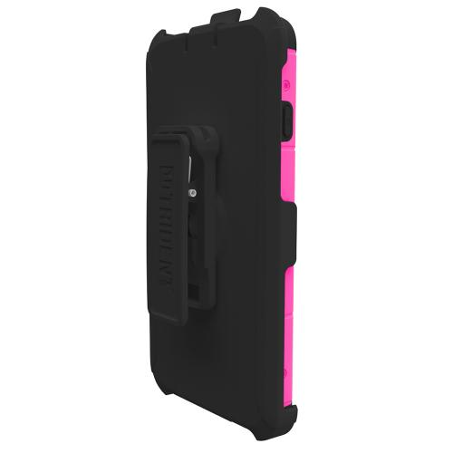 Apple iPhone 6 PLUS/6S PLUS (5.5 inch) Dual Layer Case by Trident [Pink] Kraken AMS Series Rugged Hardened Polycarbonate On Silicone Hybrid Case W/ Built-in Screen Protector