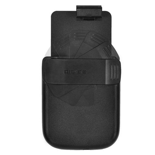 Seidio Black Spring Clip Holster w/ Swivel Belt Clip for Samsung Galaxy S4