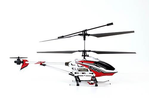 "18"" Syma S301G 3CH Co-Axial Helicopter Red"
