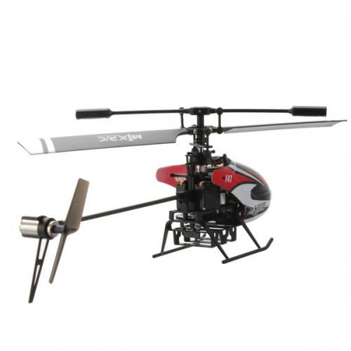 MJX F-SERIES F47 4CH 2.4GHz Single Blade RC Helicopter [Red]
