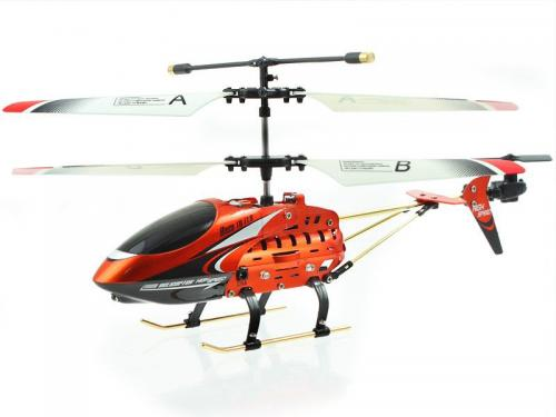 JXD Metal Series 339 3CH RC Helicopter RTF with Gyro