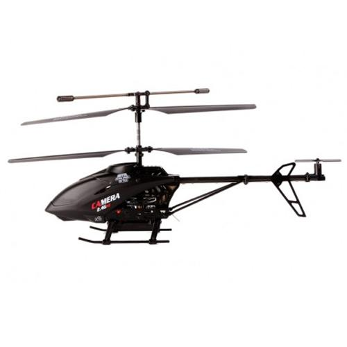"UDI U13A 2.4GHz 3CH Metal RC Helicopter 11"" with Video Camera"