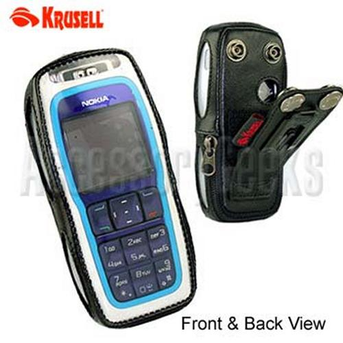 Original Krusell Nokia 3220 Classic Multidapt Leather Case, 86155