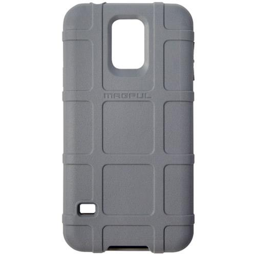 Galaxy S5 [Magpul] Executive Field Case [Gray] Best Selling Premium Protective Rugged Strong TPU Case - Get Ultimate Impact Resistant Protection with this Highly Rated case by Magpul! [Perfect Fitting Samsung Galaxy S5 (2014) Case]