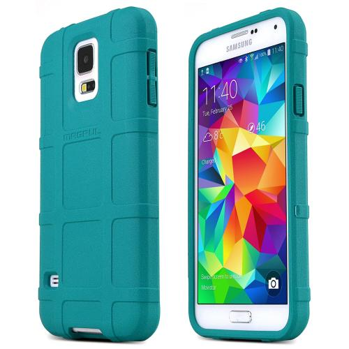 Galaxy S5 [Teal] [magpul] Field Case - Best Selling Premium Quality Protective Strong Tpu Case [perfect Fitting Samsung Galaxy S5 (magpul) Case]
