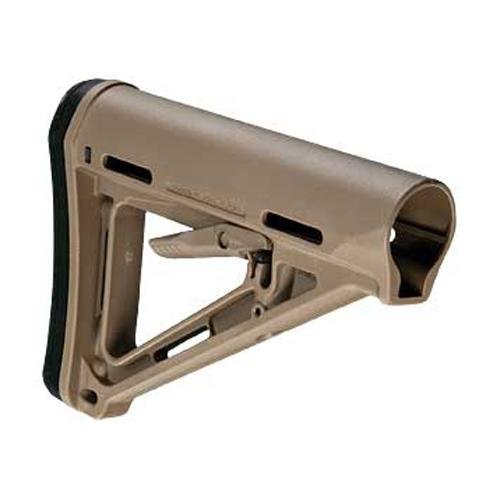 Magpul MOE Carbine Stock  Commercial-Spec Model, [Flat Dark Earth] - MAG401-FDE