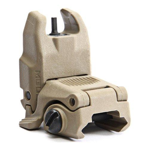 MBUS - Magpul Back-Up Sight  Front GEN 2, [Flat Dark Earth] - MAG247-FDE
