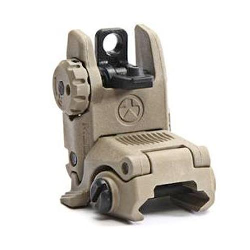 MBUS - Magpul Back-Up Sight  Rear GEN 2 [Flat Dark Earth] - MAG248-FDE