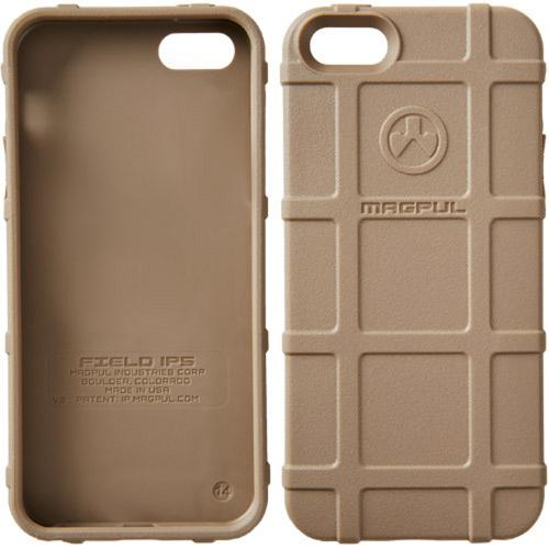 iPhone 5S [Magpul] Executive Field Case [Beige] Best Selling Premium Protective Rugged Strong TPU Case - Get Ultimate Impact Resistant Protection with this Highly Rated case by Magpul! [Perfect Fitting Apple iPhone 5S (2013) Case]