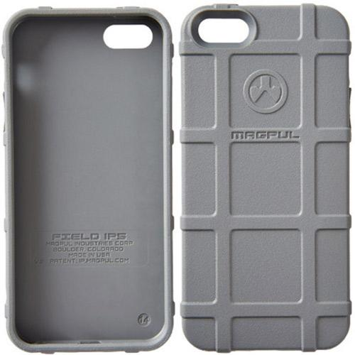 iPhone 5S [Magpul] Executive Field Case [Gray] Best Selling Premium Protective Rugged Strong TPU Case - Get Ultimate Impact Resistant Protection with this Highly Rated case by Magpul! [Perfect Fitting Apple iPhone 5S (2013) Case]