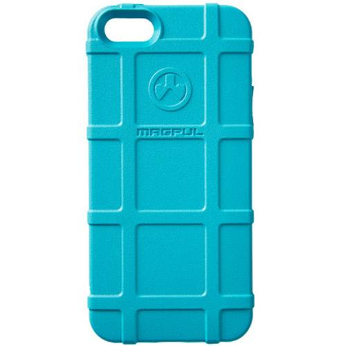 Apple iPhone SE / 5 / 5S  Case, Magpul [Teal] Executive Field Series Premium Protective Rugged Strong Tpu Case