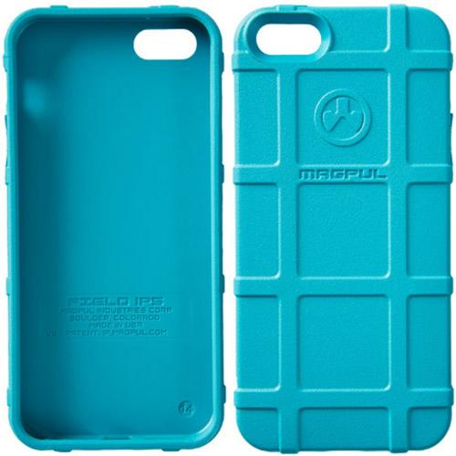Iphone 5s [magpul] Executive Field Case [teal] Best Selling Premium Protective Rugged Strong Tpu Case [perfect Fitting Apple Iphone 5s (2013) Case]