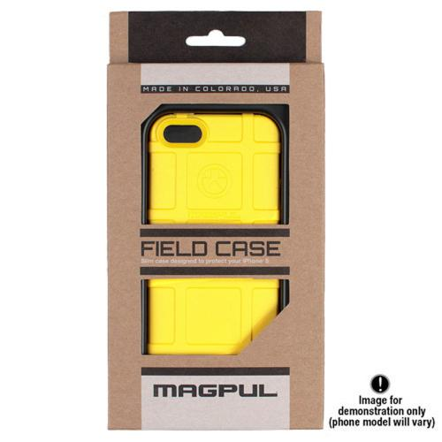 Apple iPhone SE / 5 / 5S  Case, Magpul [Clear] Executive Field Series Premium Protective Rugged Strong Tpu Case