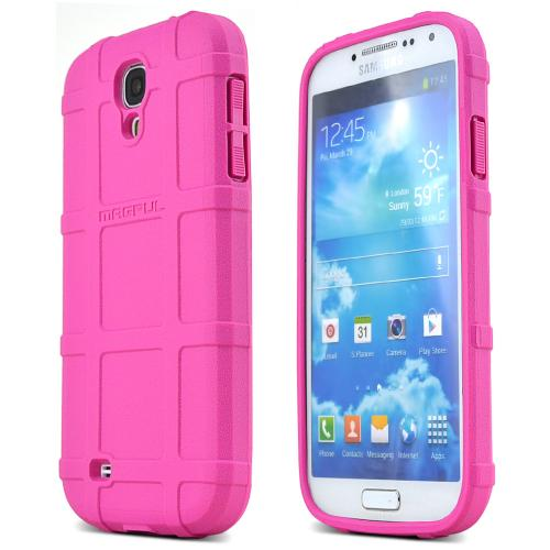 Galaxy S4 [Pink] [magpul] Field Case - Best Selling Premium Quality Protective Strong Tpu Case - [perfect Fitting Samsung Galaxy S4 (magpul) Case]