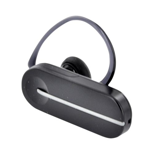 LG Universal Bluetooth Headset w/ Echo Cancellation, HBM-260 - Black