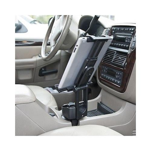 OEM Bracketron Universal Tablet Cup Holder Mount, UCH-373-BX - Black