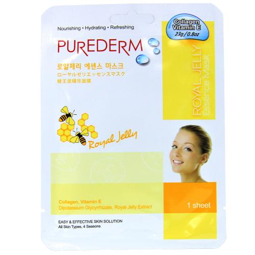 Purederm Essence Mask - Royal Jelly