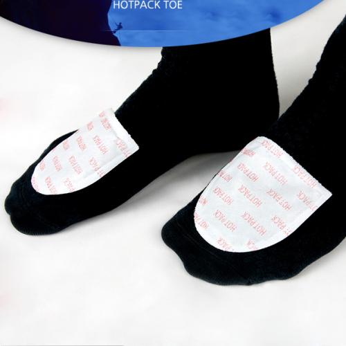 N-Rit Universal Self Heating Disposable Toe Warmer 2 Pack - Up to 6 Hours of Warmth!
