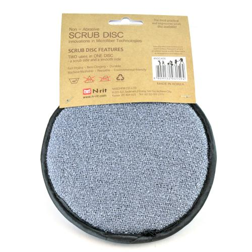 N-Rit Non-Abrasive Microfiber Scrub Disc - Perfect for Car  Boat  RV's and More!