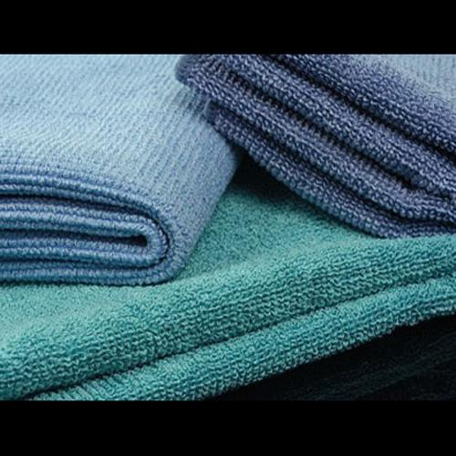 "N-Rit Terry Towel [Blue] Microfiber Sports & Travel Towel [Medium 15"" x 31""] Durable, Antibacterial, Ultra Absorbent Fast Drying Fabric"