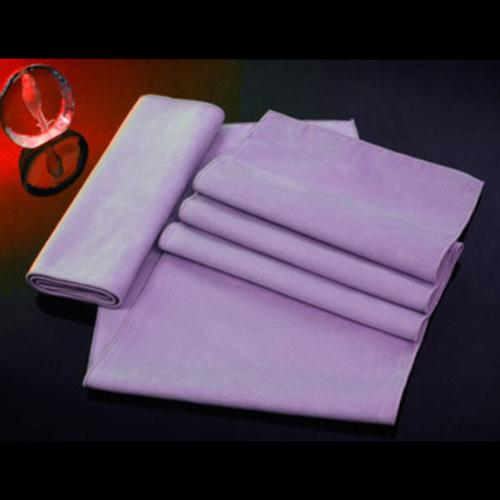"Microfiber Sports Travel Towel [suede Towel] - Ultra Absorbent Fast Drying Durable Antibacterial Fabric - [violet] [medium 15.75"" X 31.5""]"