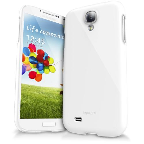 Galaxy Note 3 Case - Ringke Slim Case [better Grip][lf White] Full Top And Bottom Coverage Premium Dual Coated Hard Case For Samsung Galaxy Note 3