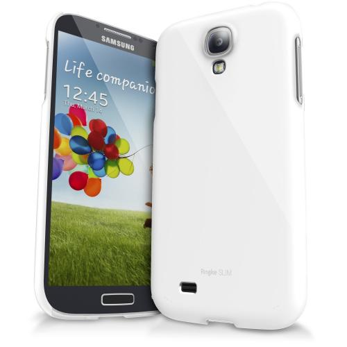 Ringke® Galaxy S4 Case | SLIM Series Dual Coated Hard Cover Case