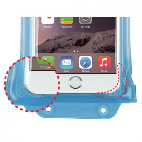 DiCAPac [Green] 100% Waterproof Case for Apple iPhone 6 Plus, Samsung Galaxy Note Series Phones