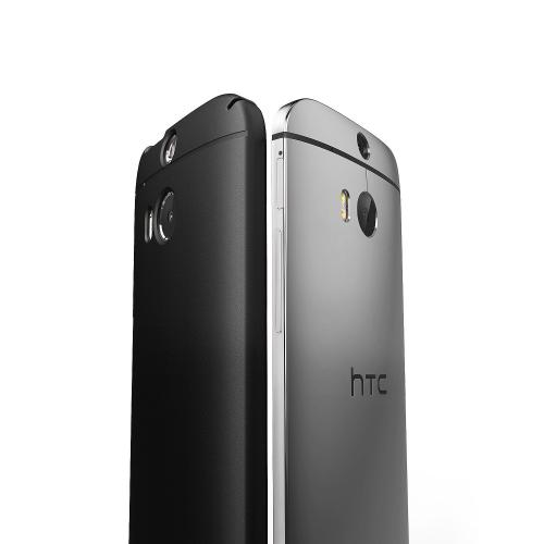 [free Hd Film-better Grip] Ringke Slim Htc One M8 Case [sf Black] Full Top And Bottom Coverage For An All Around Protection