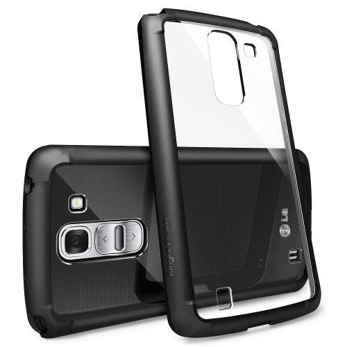 Lg G Pro 2 Case - Ringke Fusion Case [free Hd Film/drop Protection][black] Shock Absorption Bumper Premium Hybrid Hard Case For Lg G Pro 2