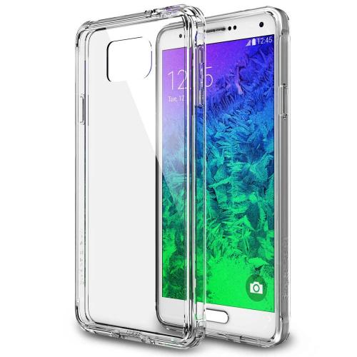 [Samsung Galaxy Alpha] Case - Ringke Fusion Case [free Hd Film/drop Protection][Clear] Shock Absorption Bumper Premium Hybrid Hard Case