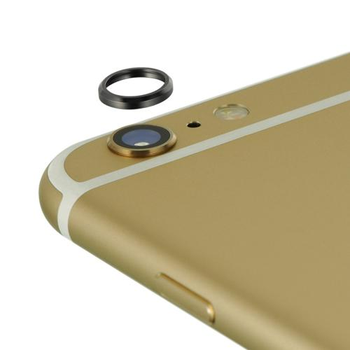 Aluminum Metal Camera Lens Protector Circle Made for Apple iPhone 6 Plus (5.5 inch) [3 Colors in the Package] - Protect Your Camera!