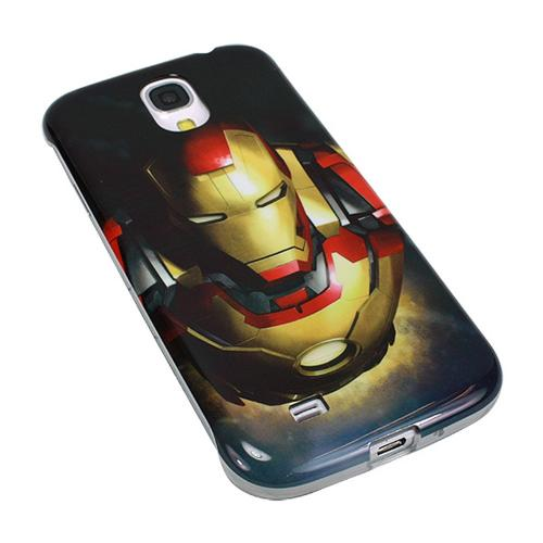 Anymode Marvel Beam Iron Man Case for Samsung Galaxy S4 (Eyes light up w/ NFC!) - BRBM000NA2