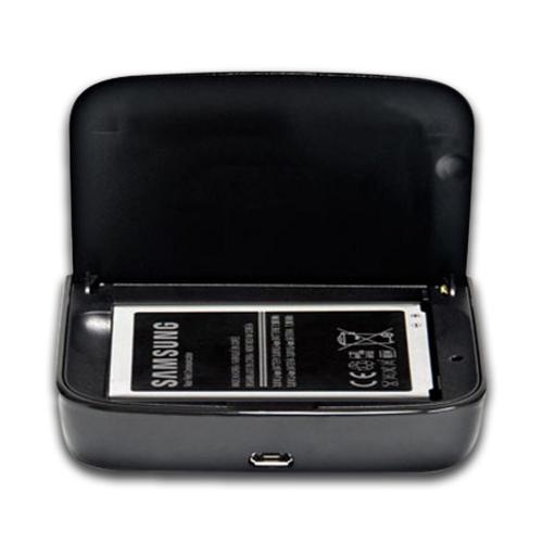 Samsung Battery Charging System w/ 3100 mAh Spare Battery for Samsung Galaxy Note 2