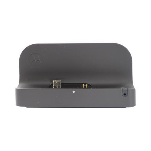 Original Motorola Xoom Charging Dock, 89444N - Black