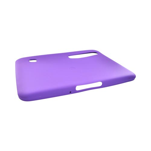 Original Motorola Xoom Silicone Case, 89487N - Purple