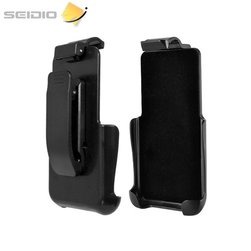 Seidio HTC EVO 4G LTE Spring Clip Holster w/ Swivel Belt Clip - Black
