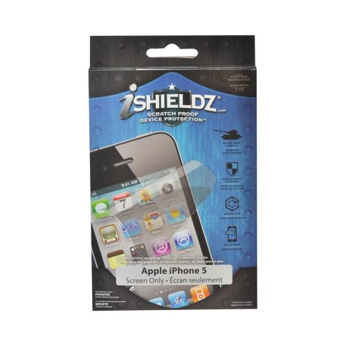 OEM iShieldz Apple iPhone 5/5S Scratch Proof Screen Protector - Clear