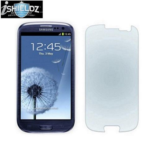 OEM iShieldz Samsung Galaxy S3 Scratch Proof Screen Protector - Clear