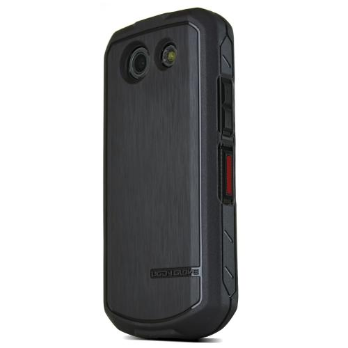 Brigadier [body_glove] Tpu Case [black] Protective Antibacterial Case W/ Flexible Crystal Silicone Tpu Impact Resistant Material
