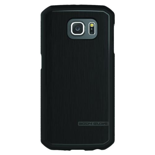 Samsung Galaxy S6 Case, Body Glove [Black]  Featuring Flexible, Impact Resistant, Antibacterial Crystal Silicone TPU