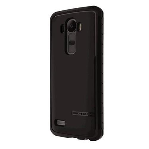 LG G4 Case, Body Glove [Black] Slim & Flexible Anti-shock Crystal Silicone TPU Skin Protective Case