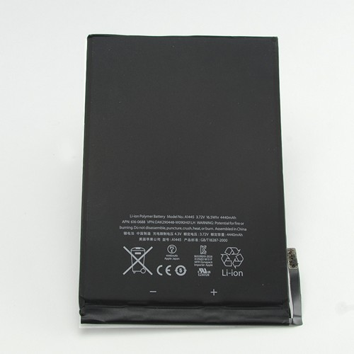 OEM Apple Internal Replacement Battery for Apple iPad Mini (4440 mAh) - A1445