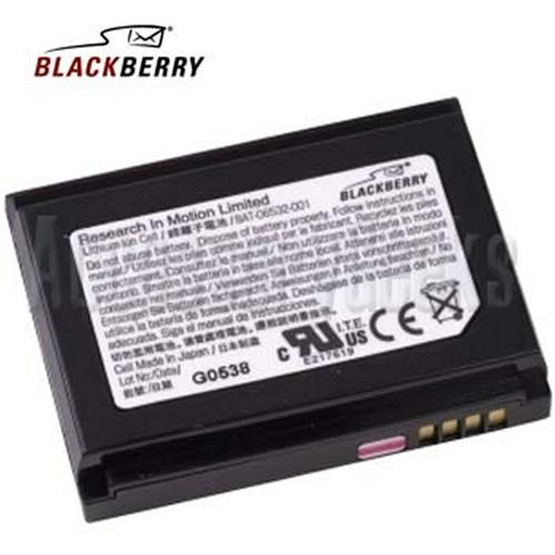 Original Blackberry Universal High Capacity Extended Battery (ACC-09136-001)