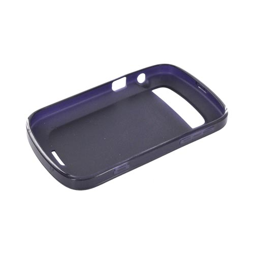 Original Blackberry Bold 9900,9930 Crystal Silicone Case, ACC-38873-305 - Indigo Purple