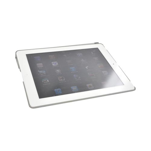 Original Hornettek Apple iPad 2 Flipit Smart Cover Case/ Stand, AD3-001-GY - Gray
