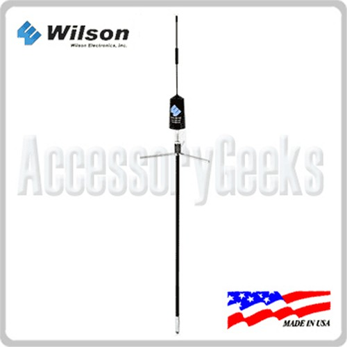 Wilson Dual Band Mirror Mount Trucker Antenna 301101